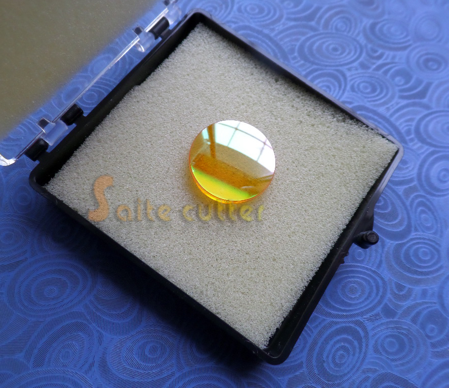 high quality USA Znse co2 laser lens 20mm dia 101.6mm focus for co2 laser cutting machine lens