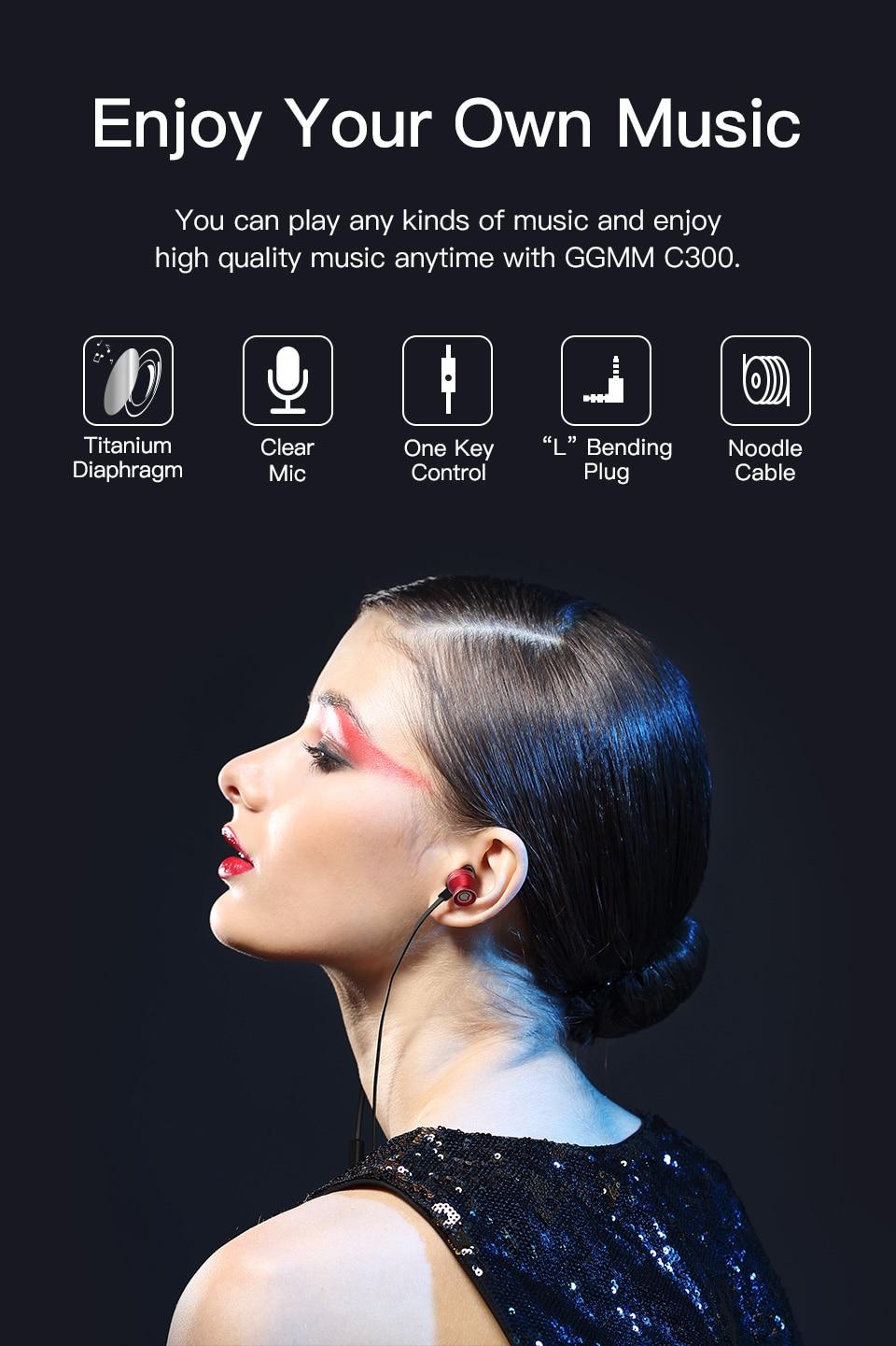 fone de ouvido de isolamento de ruído