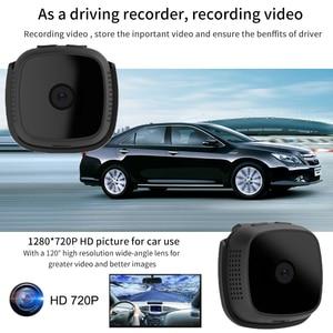 Image 3 - Mini cámara Micro, Wifi, IP, visión nocturna, cámara de vídeo HD 720P, cámara deportiva con detección de movimiento al aire libre, Android P2P