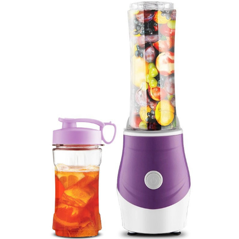 Automatic Juicer Mini Electric Fruit Juicer Home Soymilk Juice Machine Mixer glantop 2l smoothie blender fruit juice mixer juicer high performance pro commercial glthsg2029