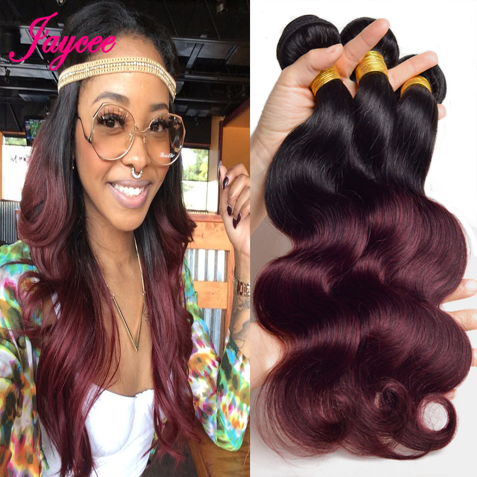 Coloured Brazilian Hair Weave Bundles Brazilian Virgin ...