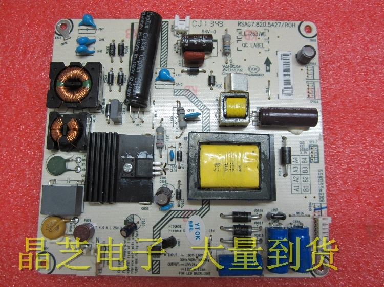 LED32K370 power board /ROH RSAG7.820.5427 rsag7 820 1666 roh original lcd power board