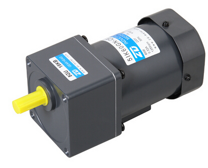 60W AC reversible motor 5RK60GU-CF with gear ratio 90:1 output speed is 15 r/m gear head 5RGU 90K.