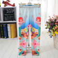 NEW 1038 Cute Kids Children Girl Cartoon sea world Mermaid Princesses 3D prints Workout Elastic Fitness Leggings Pants
