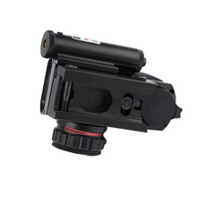 Dot Sight Rifle Scope With Laser Sight
