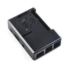 פטל Pi 3 מקרה מגן מקרה מארז תיבה עבור פטל Pi 2B/Pi 3B/Pi 3B +
