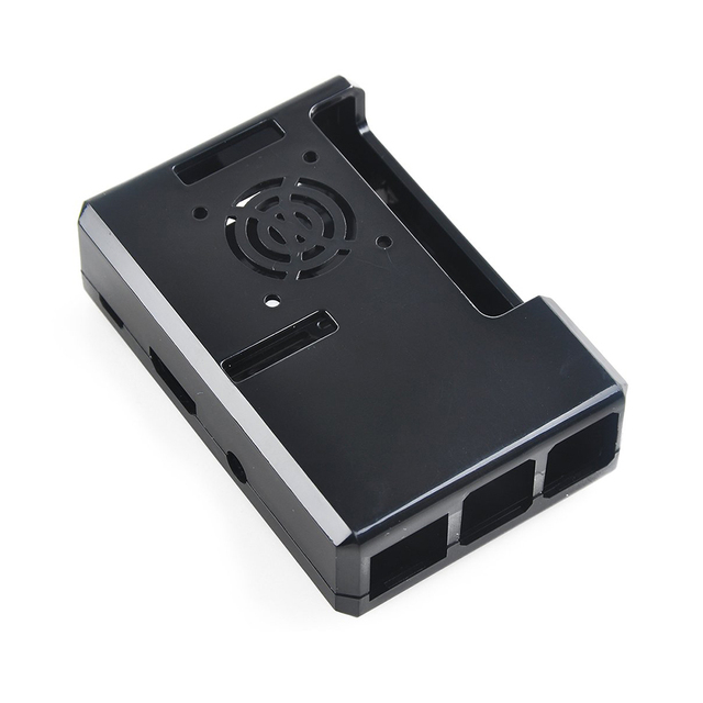 Raspberry Pi 3 Fall Schutzhülle Gehäuse Box für die Raspberry Pi 2B/Pi 3B/Pi 3B +