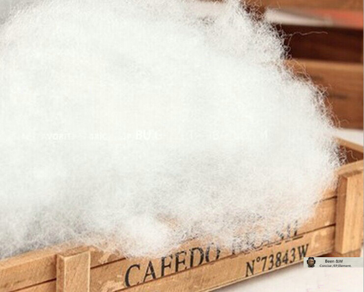 Pillow Filled Fiberfill PP Cotton Stuffing Doll DIY