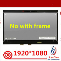 New For HP Spectre x360 13 AE Series 13 ae010ca 13 ae010TU FHD LCD Display Touch Screen Assembly 1920*1080