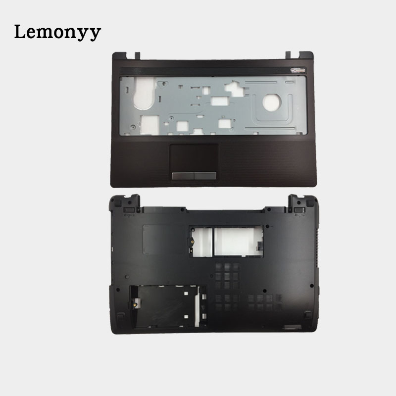 Bottom Case For Asus A53T K53U K53B X53U K53T K53TA K53 X53B K53Z k53BY A53U X53Z 13GN5710P040-1 Laptop Palmrest cover ens group подсвечник белый цветок 9х19х22 см