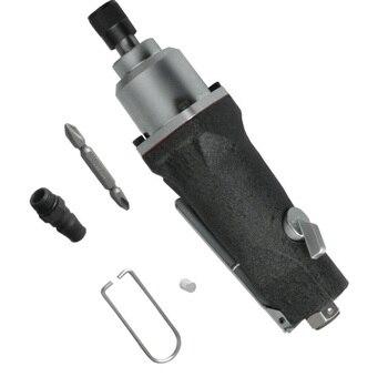 1 Set Pneumatic Screwdriver Kit Industrial Handhold Air Screw Bit 8H 9000rpm Straight shank screwdriver Power Tools