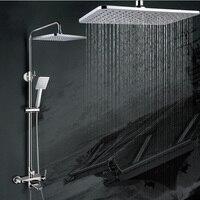 Becola модные ванны и душа Смесители ванная комната латунь набор для душа Дизайн ванная комната, тропический душ b 8133