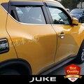 Нержавеющей Стали высокого Качества окна frme планки, пригодный для NISSAN JUKE 2010-2015 Авто окна декоративная крышка