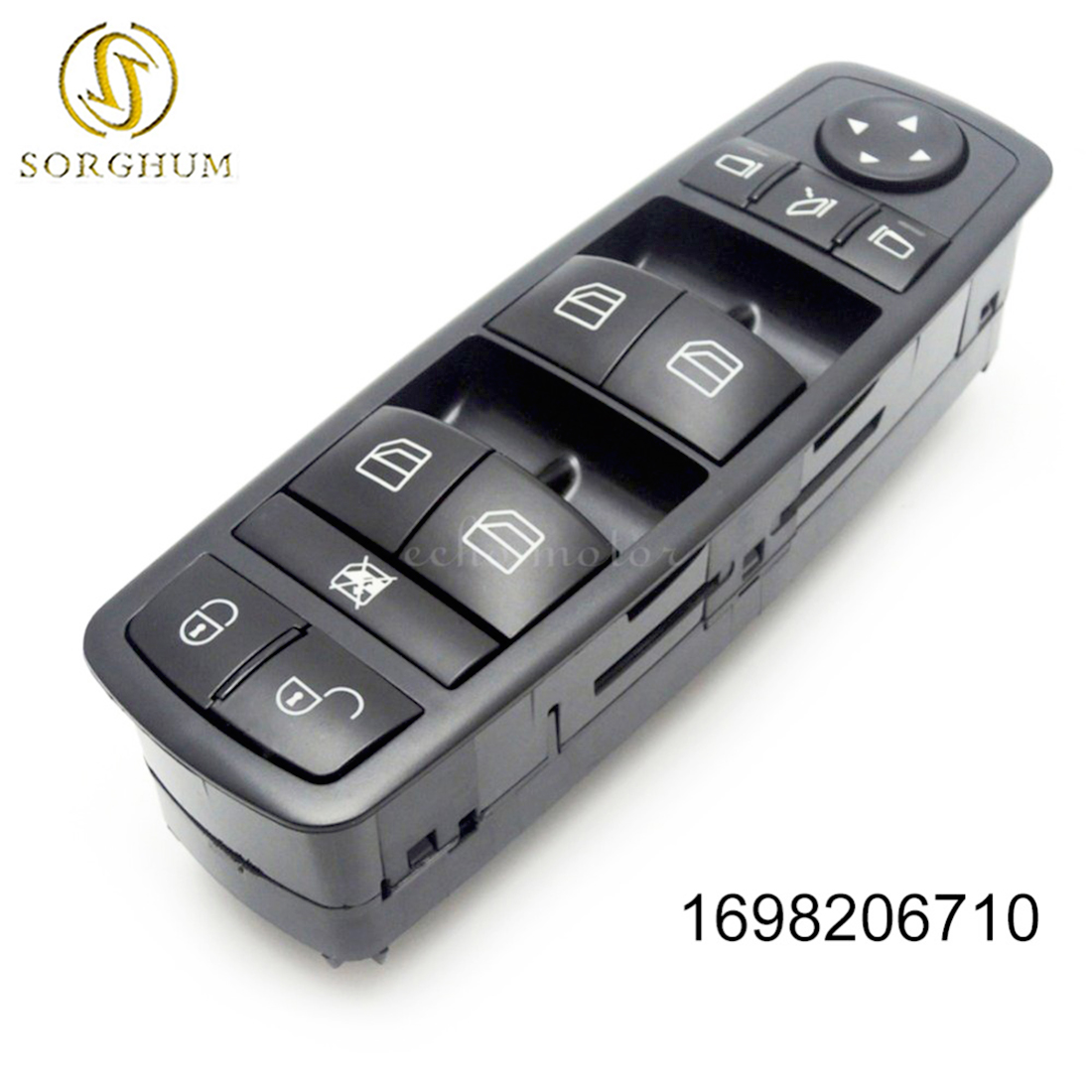 New A1698206710 <font><b>1698206710</b></font> Power Window lock Switch Fits For Mercedes-Benz B-Klasse W245 W169 A-Klasse A 169 820 67 10 image