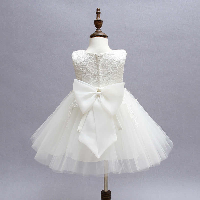 482b1164f533 Detail Feedback Questions about White Lace Newborn Baby Dress ...