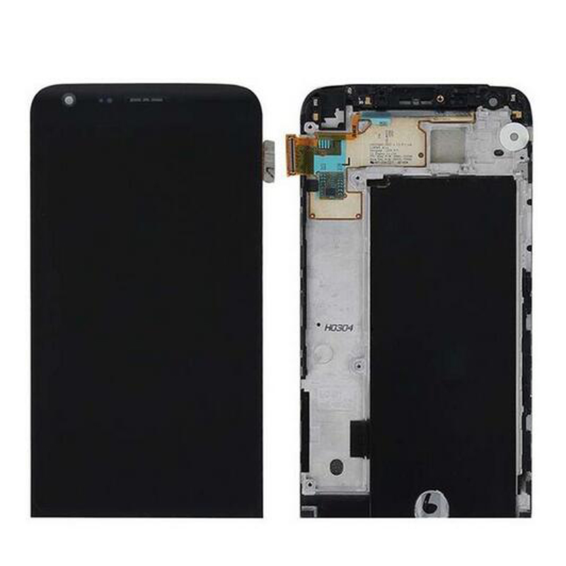 ФОТО Original For LG G5 H850 LCD Display with Touch Screen Digitizer Assembly With Frame Free shipping