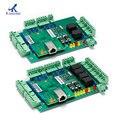 TCP/IP Контроллер панели контроля доступа для 4 систем входа