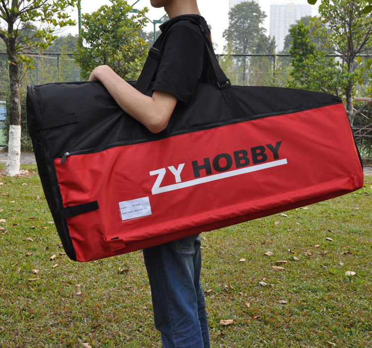 Waterproof RC Airplane Wing Protection Bag For 70-79inch 20-40CC RC Gasoline Airplane image