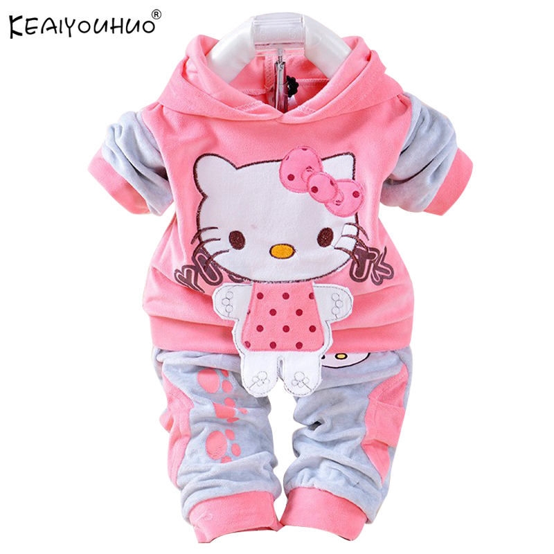 Baby Girl Clothes 2018 Autumn Winter Baby Clothes Sets Infant Outfits Suits Baby Boy Clothes Cotton Newborns Clothing Sets woolen kintted newborns baby boy clothing sets spring autumn warm fashion outerwear toddler clothes suit infant baby cloth 2017