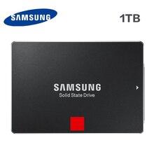 Samsung ssd 1 tb 850 pro внутренняя solid state disk жесткий диск HDD SATA SATAIII 3 для Ноутбуков Настольных ПК Оригинальный Sasmsung 1024 Г