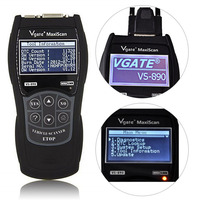 Vgate Scantool VS890 Multi Language Car Code Reader Auto Automobile Vehicle Diagnostic Scanner Dropping Shipping