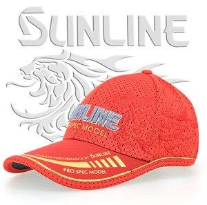Image 5 - 2019 Marka Açık Spor Ayarlanabilir Balıkçılık Kamp Güneşlik Beyzbol Balıkçılar Şapka Kap Kırmızı Özel Kova Şapka Ile Mektup