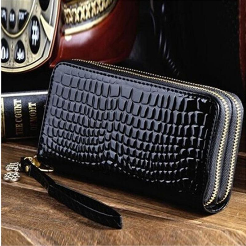 2018 Women's Purse Luxury Designer Stone pattern Coin Purse Money Bag Card Holders Female Wallet Pouch Portefeuille Money Coin 2018 retro women long wallet purse luxury designer coin purse card holders female handbag wallet for girl portefeuille femme