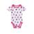 4 PÇS/LOTE Roupas de Menina Recém-nascidos 0-12 M Romper Do Bebê Verão de Manga Curta Unisex Mãe Ninho Infantil Macacão Menina Roupas de Bebê menino