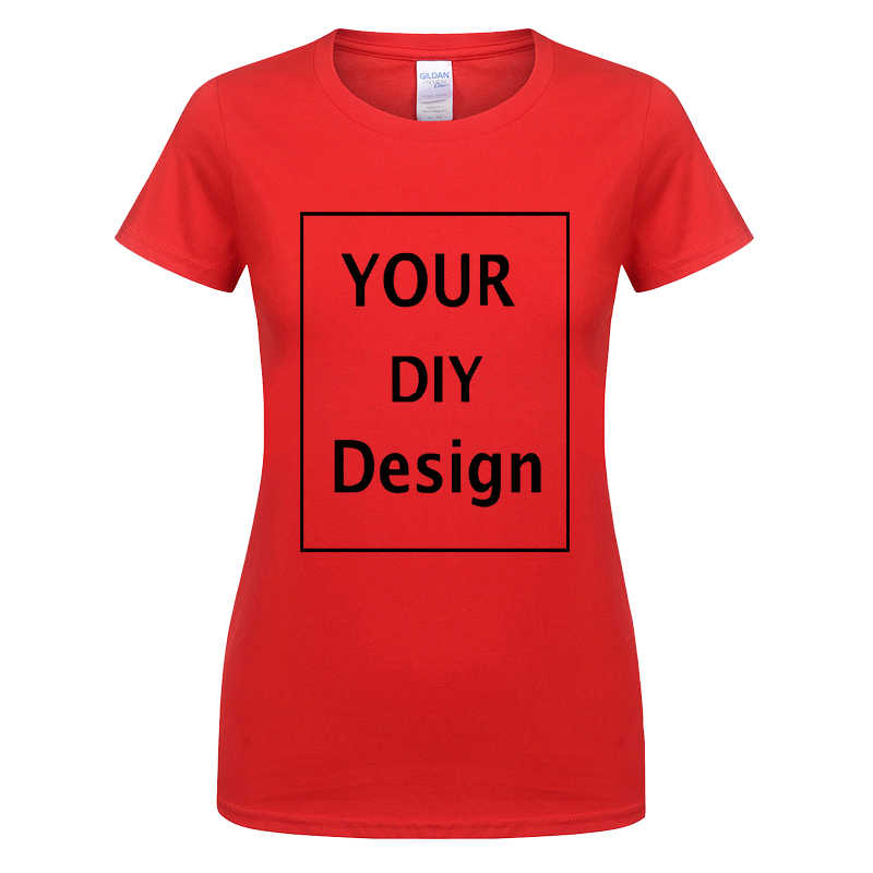 7fe594e5f ... DIY design Printed cotton T shirt for Women Tops Casual Brand Graphic  Tees Hipster Shirt Femme