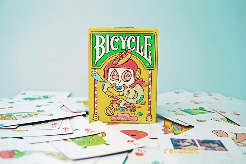 Bicycle Brosmind Deck USPCC Playing Cards Poker Size Custom Art Limited Edition Magic Tricks