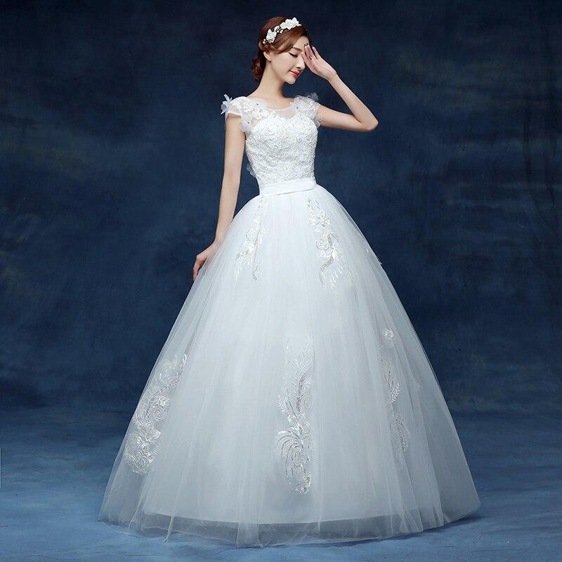 LAMYA Princess Fashionable Sweetheart Lace Ball Gown Wedding Dress ...