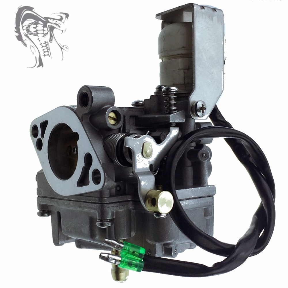 New Carburetor for YAMAHA 4 Stroke 15HP 20HP 6AH-14301-00-00 6AH-14301-20 boat motor carburetor assy 6ah 14301 00 6ah 14301 01 for yamaha 4 stroke f20 outboard engine