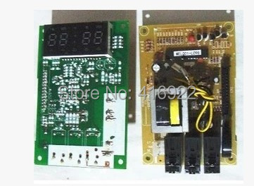 ФОТО Free shipping 100% tested for Galanz Microwave Oven computer board MEL001-LC98/G80D23CSL-Q6 MEL616-LC28 mainboard on sale