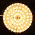 SMD2835 32 W Alto brilho LED módulo 64 pcs AC220V LED casa lâmpada do teto iluminação para foyer, quarto fácil instalação