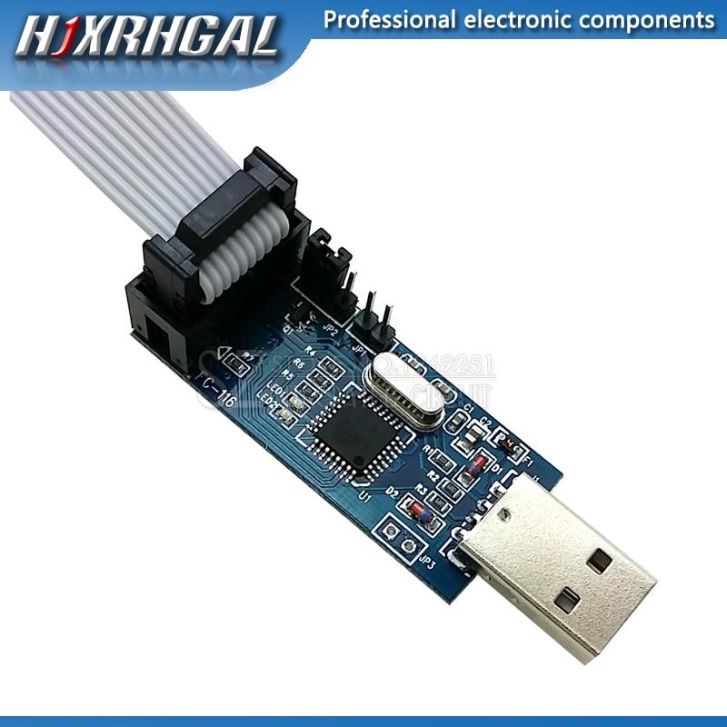 TX-CONSUMER AVRISP STK500 AVR Programmer USB Atmaga Attiny