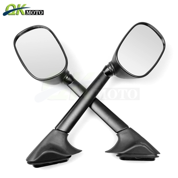 For kawasaki z800 KTM 250 XC-W TPI Honda CBR 600 RR CAFE RACER YAMAHA Universal Motorcycles Rearview Mirror Side Mirror