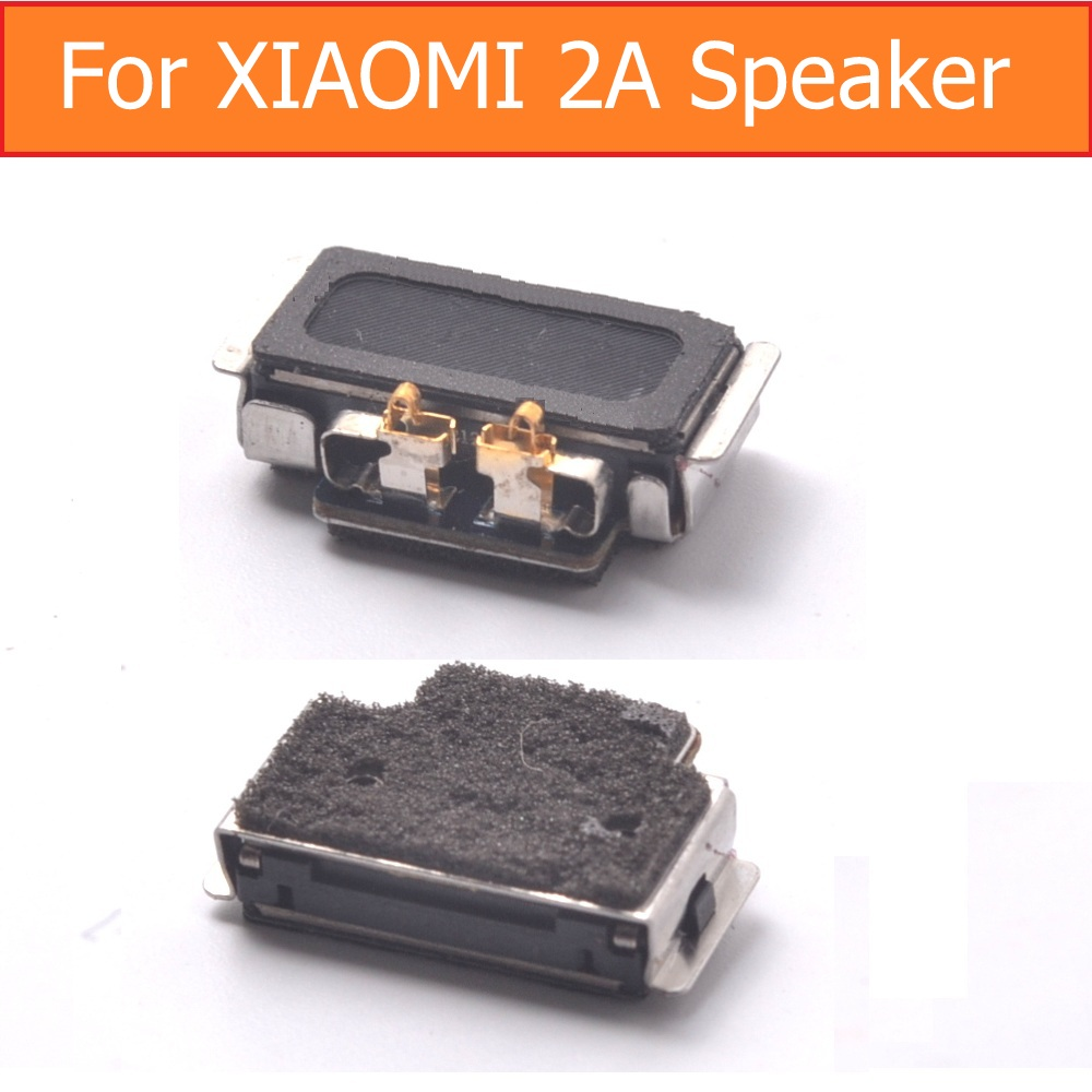 100% high quality Replacement Earpiece Speaker for Xiaomi 2A Ear Speaker Earpiece Speaker With metal frame Junction parts