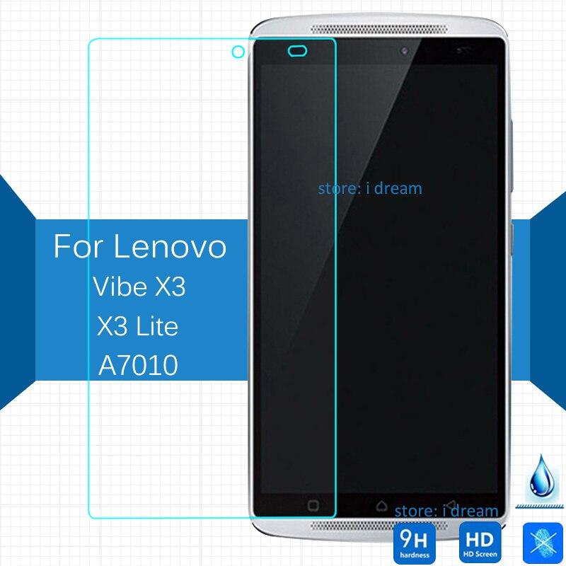 2 piezas para Lenovo Vibe X3 Lite A7010 Protector de pantalla de - Accesorios y repuestos para celulares