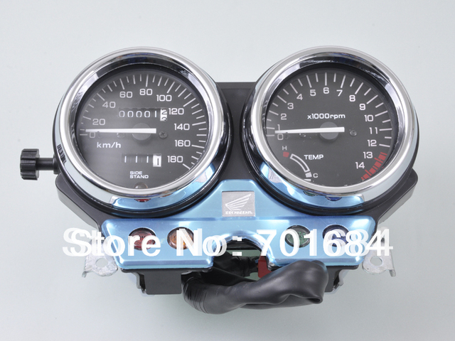 Speedometer Tachometer Meter Gauge For Honda 1992 1993 1994 92 93 94  CB400SF  [P614]