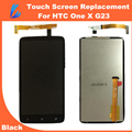 LL TRADER Black LCD Replacement For HTC One X S720e G23 LCD Display Screen With Touch Screen Digitizer Assembly + Toolkits