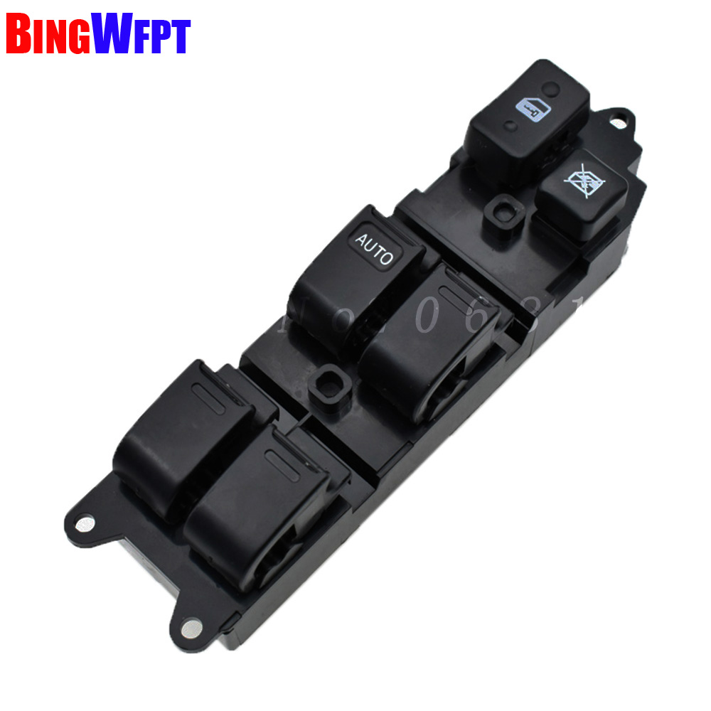 84820-35010 8482035010 For <font><b>Toyota</b></font> Carina E Hilux <font><b>4Runner</b></font> Truck Land Cruiser Lexus LX450 Power Window Switch image