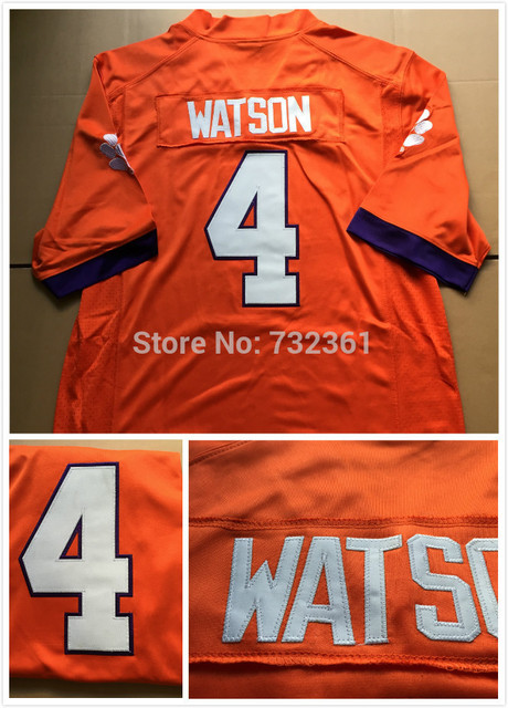 deshaun watson clemson women's jersey