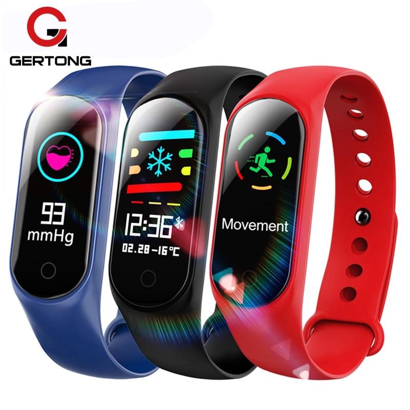 M3 Smart pulsera impermeable Smart Band Sport Wristband presión arterial Monitor de ritmo cardíaco Fitness Tracker reloj