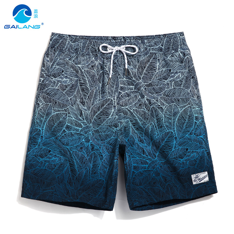 Summer new beach bermudas   shorts   swimwear   board     shorts   sweat beach surf mens swimsuits bathing suit plavky male swimming trunks