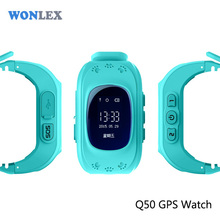Wonlex Anti Lost Q50 OLED Child GPS Tracker