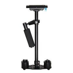 Steadicam s60L ręczny stabilizator aparatu zaktualizowane wersje. steadycam video steady DSLR estabilizador aparaty kompaktowe kamery