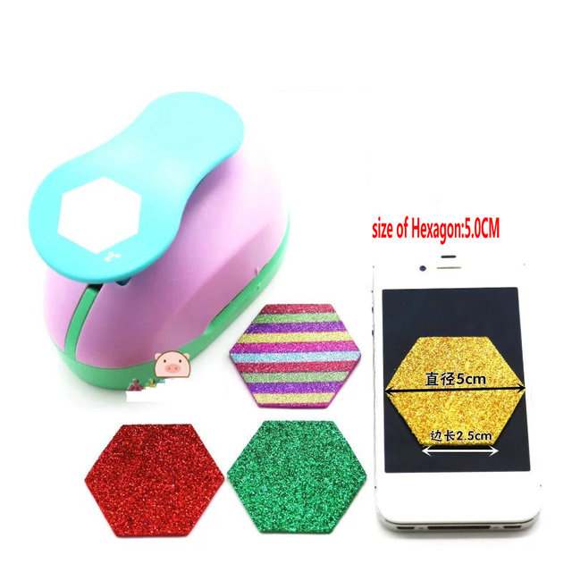 Aliexpress Com Buy Free Shipping 2 5 0cm Hexagon Shape Craft