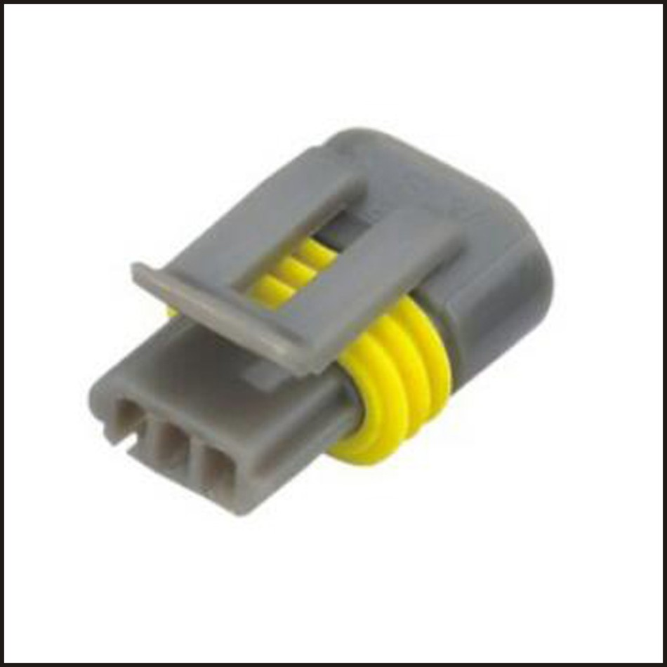 male Connector Terminal plug connectors jacket auto Plug socket female  Connector 3 pin connector Fuse box PA66 DJ7039Y 1.5 21-in Connectors from  Lights ...