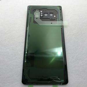 Image 5 - Note8 מלא שיכון Case חזרה כיסוי + מסך קדמי זכוכית עדשה + התיכון מסגרת לסמסונג גלקסי הערה 8 N950 n950F N9500 SM N950F