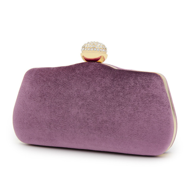 Milisente 2018 New Arrival Women Clutch Top Quality Suede Purses Ladies Tassels Evening Bags Female Clutches Wedding Bag